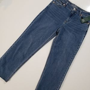 Wild Fable High Rise Straight Ankle Jeans NWT
